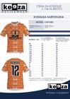 Koszulka Meczowa zespołu Kartofliska (3)